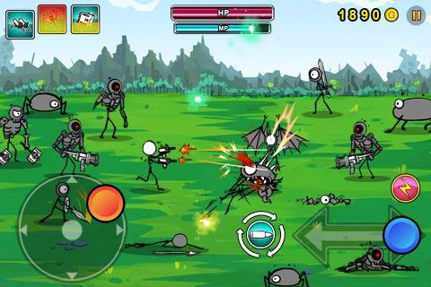 Cartoon Wars: Gunner+ - Imagem 1 do software
