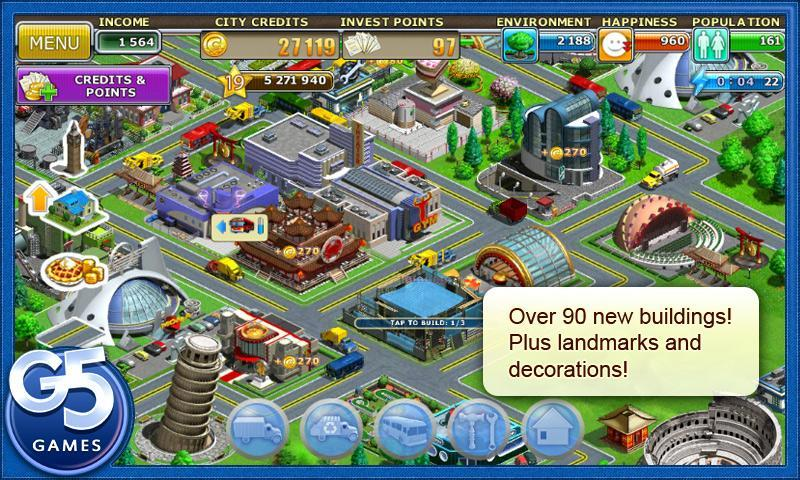 Virtual City Playground - Imagem 1 do software