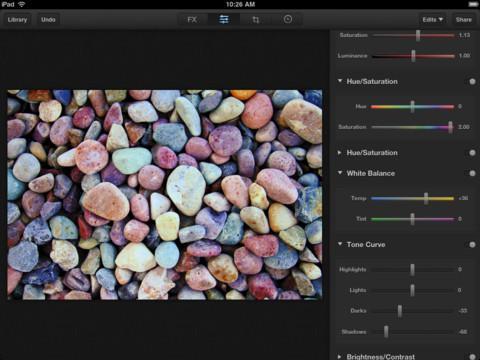 Luminance - Imagem 3 do software
