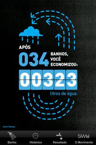Sai Desse Banho - Imagem 4 do software