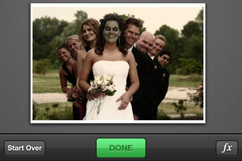 Zombiematic Camera FREE - Imagem 2 do software