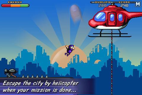 Urban Ninja - Imagem 2 do software