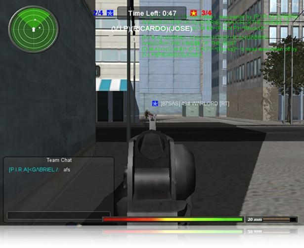 Red Crucible - Imagem 1 do software