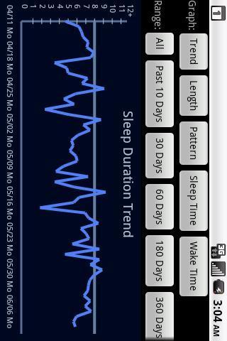 Sleep Bot Tracker Log - Imagem 2 do software