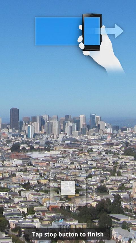 Panorama beta - Imagem 2 do software