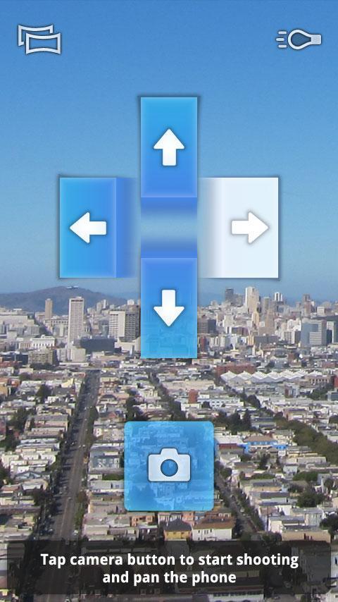Panorama beta - Imagem 1 do software