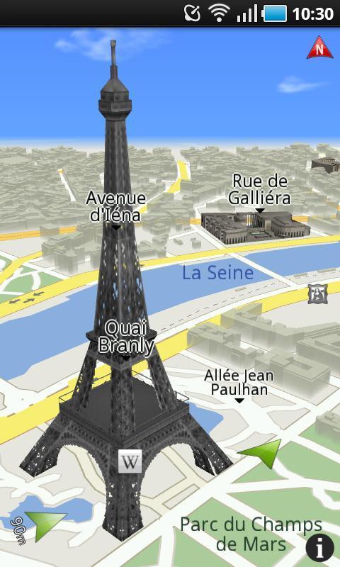 ROUTE 66 Maps + Navigation - Imagem 1 do software