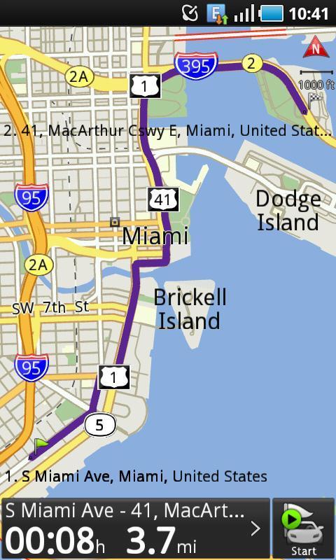ROUTE 66 Maps + Navigation - Imagem 2 do software