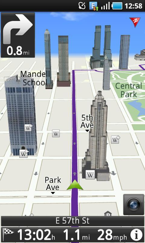 ROUTE 66 Maps + Navigation - Imagem 3 do software