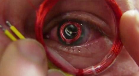 Você colocaria um LED na sua lente de contato  - TecMundo 8fe11737d6