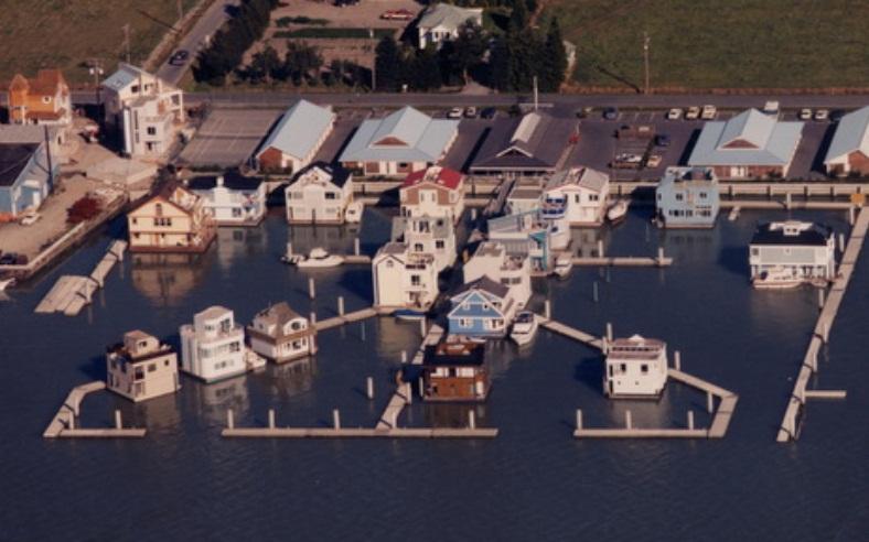 0a13b9183b7 Seu novo endereço  uma casa flutuante no meio do mar - TecMundo