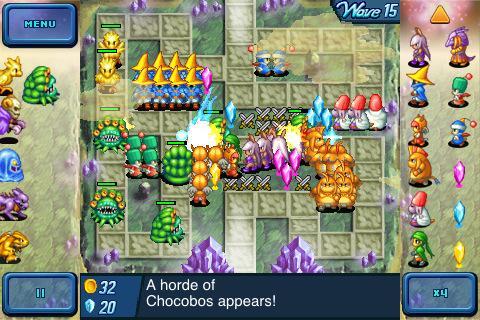 Crystal Defenders - Imagem 1 do software