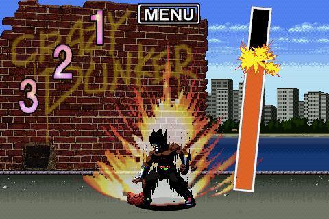 Crazy Dunker - Imagem 1 do software