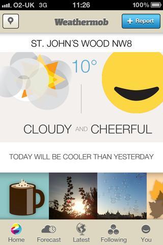 Weathermob - Imagem 1 do software