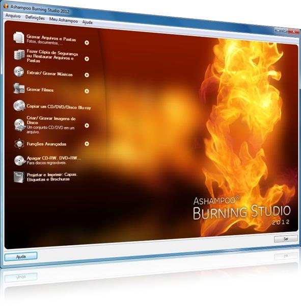 Ashampoo Burning Studio 2012.