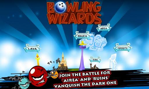 Bowling Wizards - Imagem 1 do software