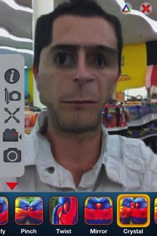 iMajiCam - Realtime video effects - Imagem 2 do software