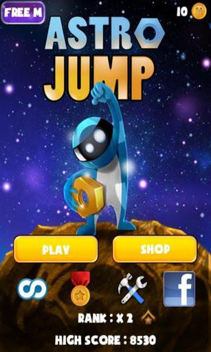Astro Jump - Imagem 1 do software