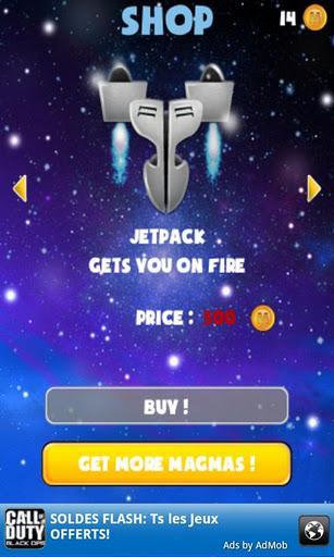 Astro Jump - Imagem 4 do software