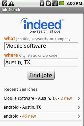 Empregos - Imagem 1 do software