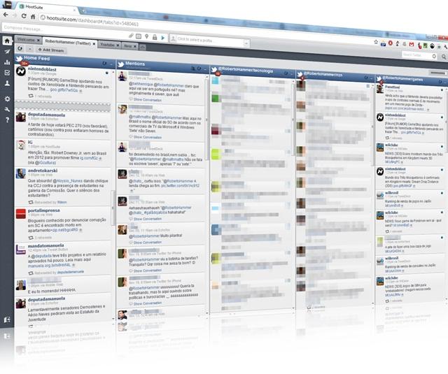 HootSuite para Chrome - Imagem 1 do software