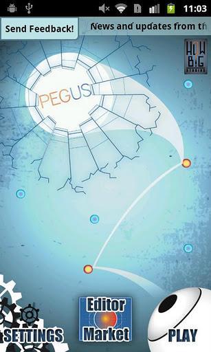 Pegus - Imagem 2 do software
