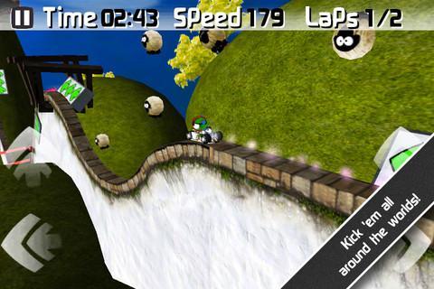jAggy Race - Imagem 1 do software
