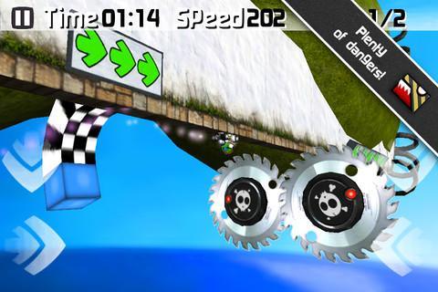 jAggy Race - Imagem 2 do software
