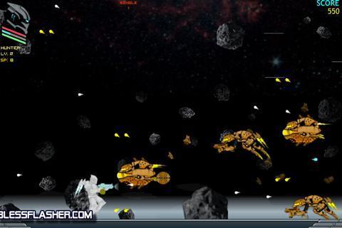 Galactic Hunter - Imagem 1 do software