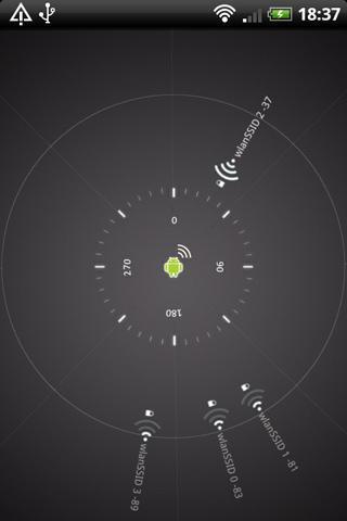 Wifi Radar - Imagem 1 do software