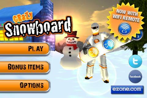 Crazy Snowboard - Imagem 1 do software