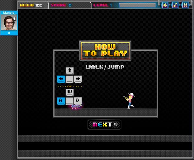 Como jogar o Pixel Ranger