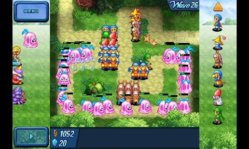 Crystal Defenders - Imagem 1 do software