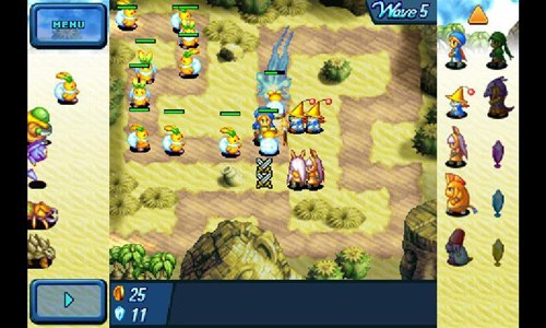 Crystal Defenders - Imagem 2 do software