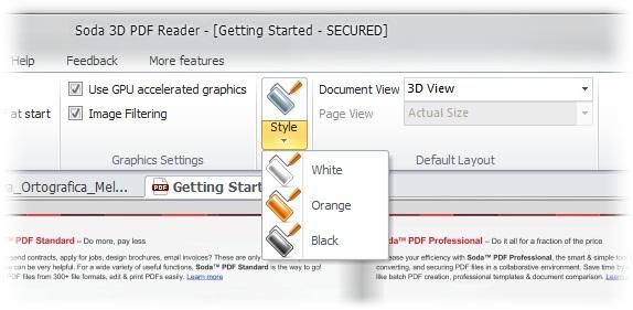 Escolha o tema que melhor se adapta ao PC.
