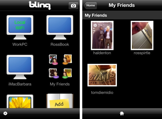 Blinq Photo - Imagem 1 do software