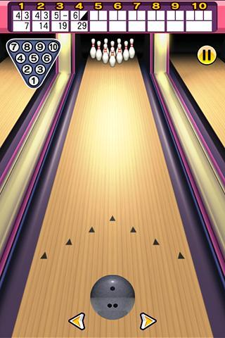 3D SIMPLE BOWLING - Imagem 1 do software