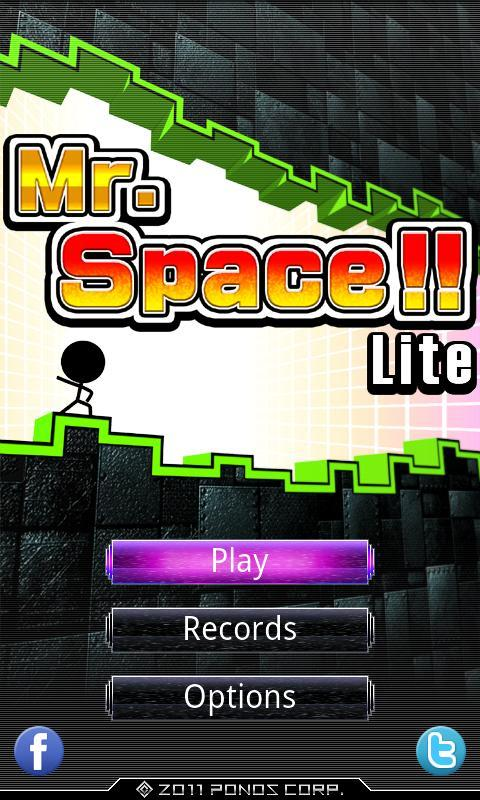Mr.Space!! Lite - Imagem 1 do software