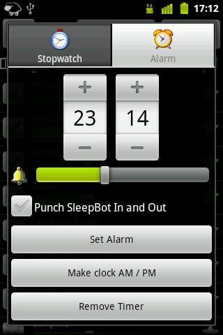 Relax and Sleep - Imagem 2 do software