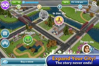The Sims FreePlay Download para iPhone Grátis