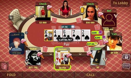 Texas Poker - Imagem 1 do software