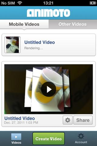 Animoto Video Slideshows - Imagem 1 do software