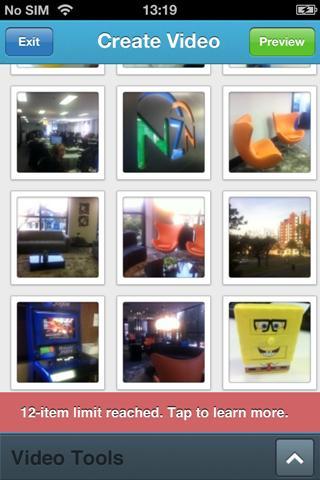 Animoto Video Slideshows - Imagem 2 do software