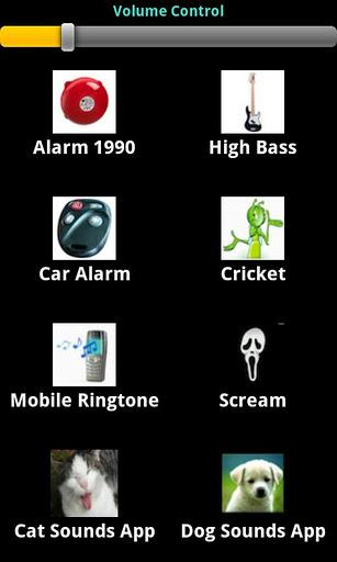 Annoying Sounds - Imagem 1 do software