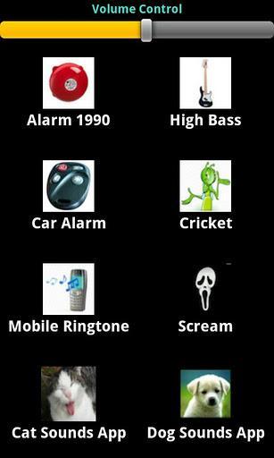 Annoying Sounds - Imagem 2 do software