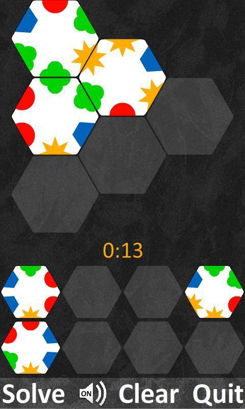 Hexa Zoki Puzzles - Free - Imagem 2 do software