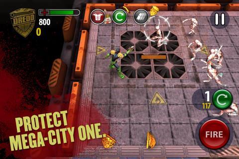 Judge Dredd vs Zombies - Imagem 1 do software
