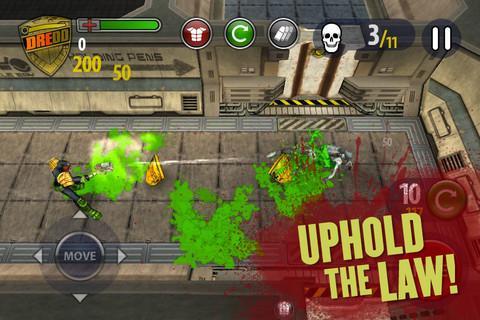 Judge Dredd vs Zombies - Imagem 2 do software