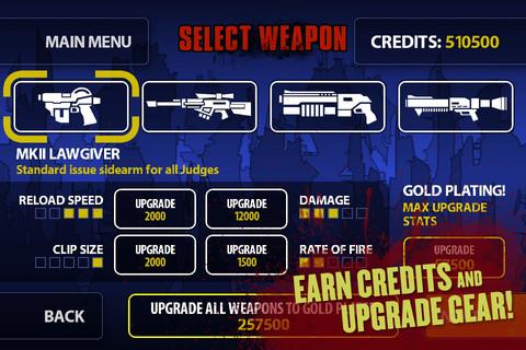 Judge Dredd vs Zombies - Imagem 3 do software
