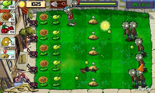 Plants vs. Zombies - Imagem 2 do software